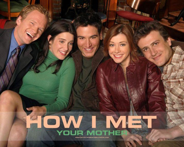 Series- How I Met Your Mother